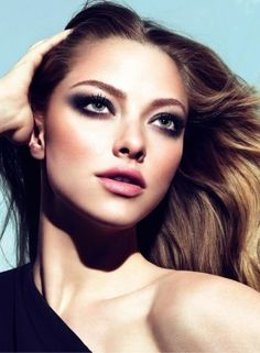Amanda Seyfried - love this makeup look