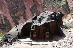 "Ñaupa Huaca: ancestral portal de ""energía cósmica"" en Perú"