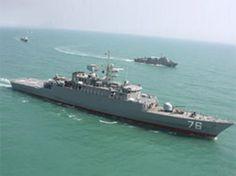 Iran is manufacturing new classes of Jamaran destroyer, Iranian Naval Training Commander Rear Admiral Touraj Hassani Moghaddam said, Fars ne...