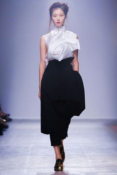 Aganovich Ready To Wear Spring Summer 2015 Paris