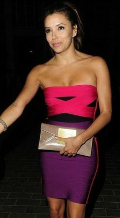 evening sexy celebrity dress via Luxury store. Click on the image to see more!