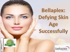 #Bellaplex is powerful enough to fight all aging signs on skin.