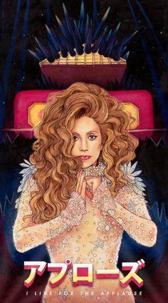 Lady Gaga ArtPOP by Helen Green