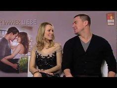 Für Immer Liebe | Interview Rachel McAdams & Channing Tatum (2012) - http://hagsharlotsheroines.com/?p=33944