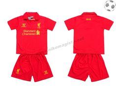 Liverpool Maillot Domicile enfant 2012-2013 FT205