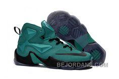 http://www.bejordans.com/free-shipping-6070-off-nike-lebron-13-green-black-grade-school-shoes-synid.html FREE SHIPPING! 60%-70% OFF! NIKE LEBRON 13 GREEN BLACK GRADE SCHOOL SHOES SYNID Only $87.00 , Free Shipping!