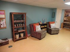 Our Play and Work Space! # Montessori School Room # Project Based Homeschooling