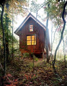 Platt Architecture, PA | Cabin with Porch |