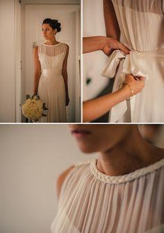 Urban wedding by Jake Thomas | Looove the dress (Katherine by Stellini http://www.stellini.com.au/gallery)