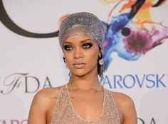 ANDPOP | Rihanna Goes Sparkly and Sheer For The CFDA Awards