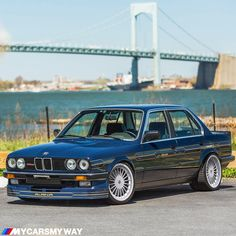 Bmw E28, Bmw Alpina, E30, Bmw Vintage, Bmw Classic, Bmw 3 Series, Car Tuning, Bmw Cars, Touring