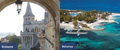 Adelman Vacations - Two totally different ways to warm up on vacation http://whtc.co/9l0i