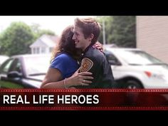 REAL LIFE HEROES: Try To Watch This Without Crying  99% CRY - YouTube