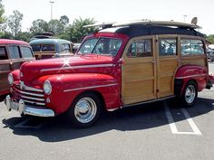 1948 Ford...Re-pin...Brought to you by #CarInsurance at #HouseofInsurance in Eugene, Oregon
