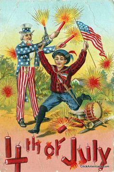 fourth-of-july-vintage-postcard (8)