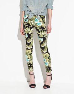 Spring Trend: Printed Pants