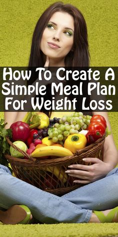 How to create a simple meal plan for real weight loss. Find it here: http://www.30minutecardioworkout.com/create-a-simple-meal-plan-06