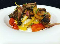 Lomo Saltado, Japchae, Beef, China, Popular, Ethnic Recipes, Food, Dishes, Meat