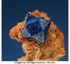 Minerals:Thumbnail, CUMENGEITE. Amelia Mine, Boleo Dist., Mun. de Mulege, BajaCalifornia Sur, Mexico...