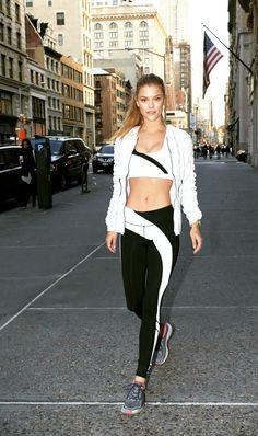 8 Athleisure Brands Celebrities Are Making Popular via @WhoWhatWear