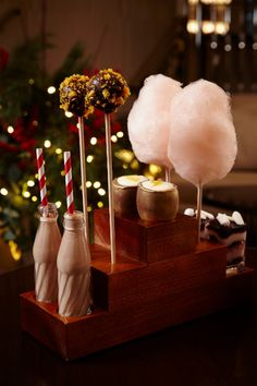 Festive Afternoon Tea at One Aldwych - Charlie and the Chocolate Factory theme!