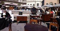 Antique market, Jan. 14-15, 9 a.m.-7 p.m., in Lucca, Piazza Antelminelli, Piazza S. Giovanni, and Piazza San Giusto.