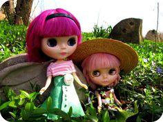 Matilda & Nori #blythe #MLC #STT