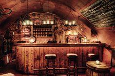 Aifur Viking Bar, Stockholm.
