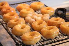 Carrie's Cooking and Recipes: Mmm Donuts!
