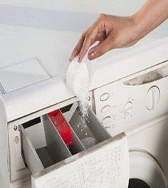 ezért tegyél sütőport a mosógépbe