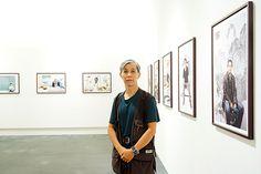 捕捉藝術家的藝術家—藝術生態攝影師陳明聰 http://www.kairos.com.tw/5818