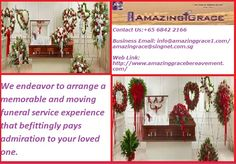At Singapore casket package, our staff will arrange to visit you in the privacy of your home to kind out the funeral preparations and tend to any other concerns that your loss may bring about. Our staff will apply themselves in a try to assist you through this period as finest they can.