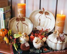 JBigg's Little Pieces: Fall on the Rack  http://jbiggslittlepieces.blogspot.com/2012/09/fall-on-rack.html