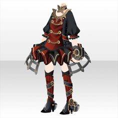 アストラルアルケミー|@games -アットゲームズ- Circus Outfits, Themed Outfits, Anime Outfits, Girl Outfits, Cocoppa Play, Drawing Clothes, Steampunk Clothing, Lolita Fashion, Gothic Lolita