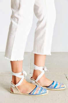 Soludos Static Espadrille Sandal - Urban Outfitters