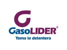 GASOLÍDER: Creamos este nombre para un grupo de estaciones gasolineras en San Luis Potosí, México. En el logotipo buscábamos la típica representación de una gota de gasolina, pero sin la presencia tan obvia que tienen tantos logotipos de este sector.
