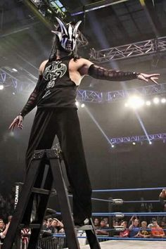 Willow the Wisp is my favourite persona of Jeff Hardy