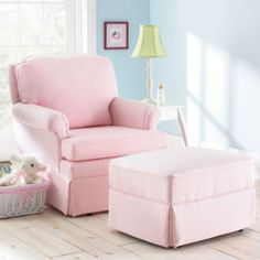 "<p>Jacob glider is overstuffed with padded arms for comfort when nursing or soothing baby.</p><div style=""page-break-after: always""><span style=""display: none"">"