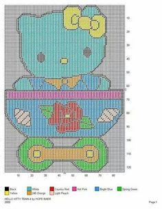 Hello Kitty Train 4
