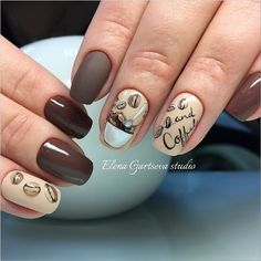 Winter Nails Designs - My Cool Nail Designs Nail Art Designs, Winter Nail Designs, Gel Nail Art, Acrylic Nails, Gel Nails, Glitter French Manicure, Manicure And Pedicure, Autumn Nails, Winter Nails