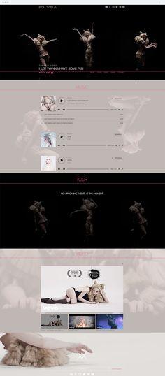 Polyna Music Amazing Websites, Create Website, Web Design, Music, Musica, Design Web, Musik, Muziek, Music Activities