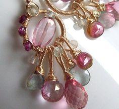 Island Bliss earrings by SparrowsJewels on Etsy, $139.00