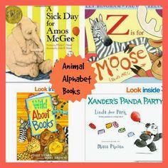 Week 12: Animal Alphabet Books, Kings, and Scotland #homeschool
