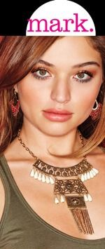 mark. Flight of Fancy Earrings and Another Level Necklace. #summerstyle #jewelry #onehotsummer