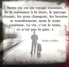 Notre vie est un voyage constant. Positive Attitude, Positive Thoughts, Positive Vibes, Dragon Quotes, Quote Citation, Challenge, Entrepreneur Quotes, Future Travel, Motivation