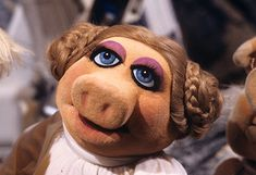 Miss Piggy on The Muppet Show