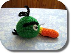 Amigurumi Angry Birds a crochet