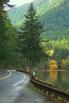 Lake Crescent WA, another great place I camped when I was younger and live in Washington State.