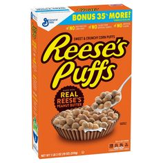 Reese's Puffs Cereal - 18 oz - General Mills