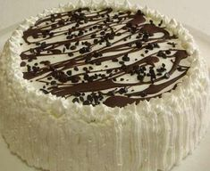 Milka torta Torte Recepti, Kolaci I Torte, Milka Chocolate, Tiramisu, Ice Cream, Sweets, Baking, Cake, Ethnic Recipes